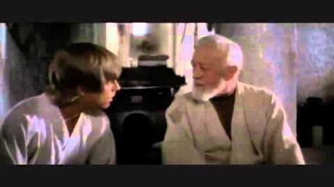 Obi-Wan explains the Force