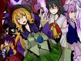 Koishi Komeiji's Heart-Throbbing Adventure