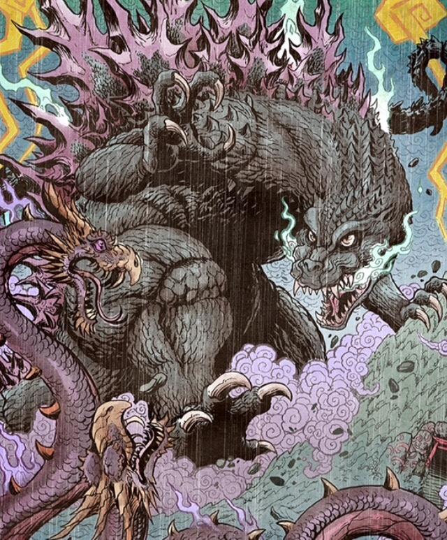 Godzilla (Godzilla: End of the World)