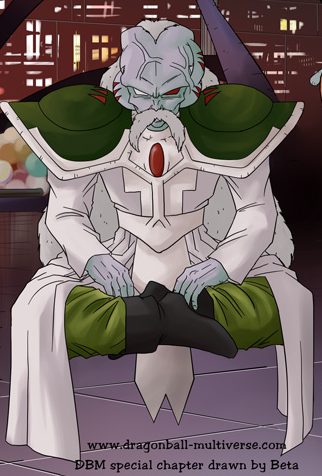 Dr. Raichi (Dragon Ball Multiverse)