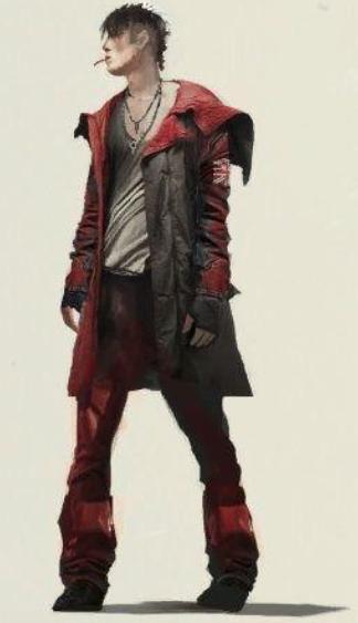 """Cole McGrath (InFAMOUS Multiverse: """"Prime"""")"""