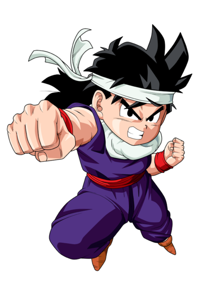 Gohan (A World Without Grace)