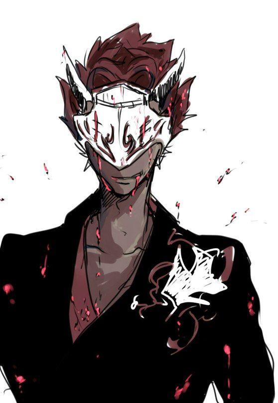 Adam Taurus (Golden Dragon Fist)