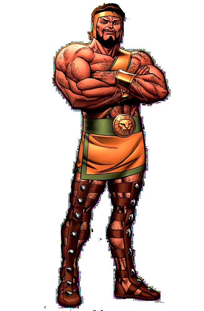 Hercules (LOT) (Tales of nephilim)