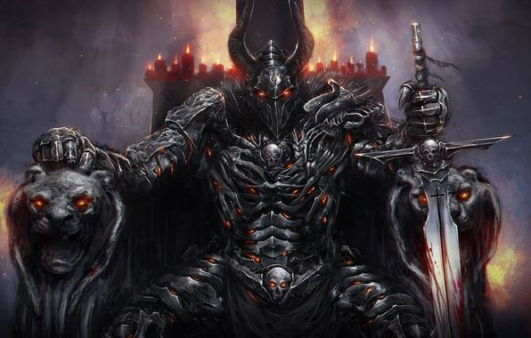Hell Knight Jodiah