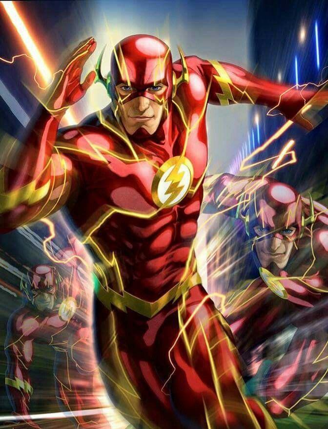 Flash (Barry Allen) (Legacy Heroes)