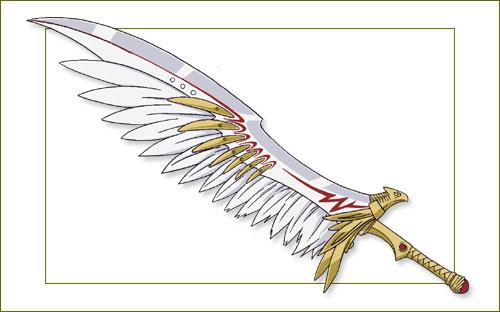 Archangel sword (Tales of nephilim)