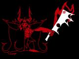 Asgore Dreemurr (Underfell)