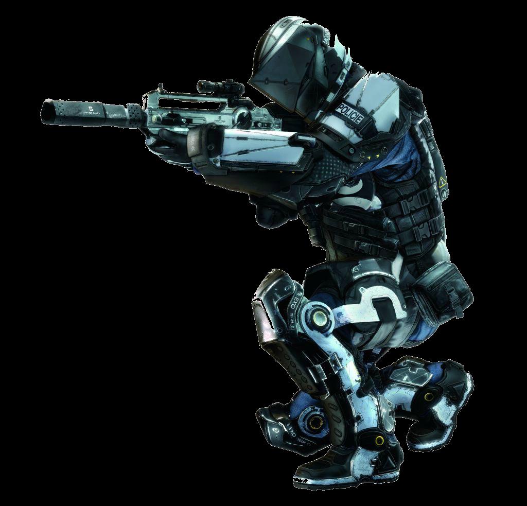 F.E.Z Trooper