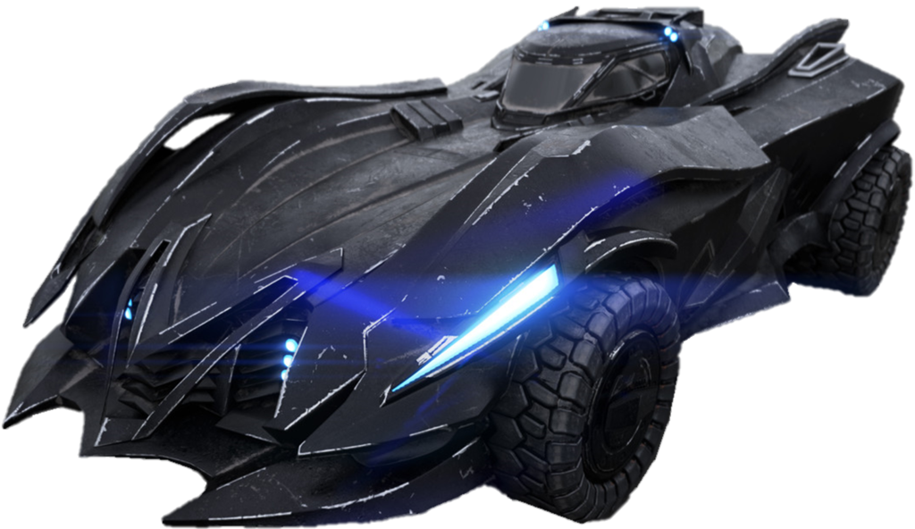 Batmobile (Knights of Justice)