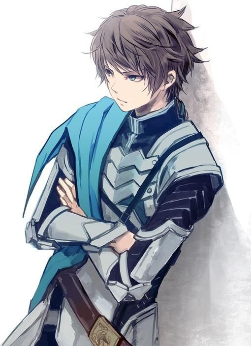 Endymion Aheri (LOT) (Tales of nephilim)