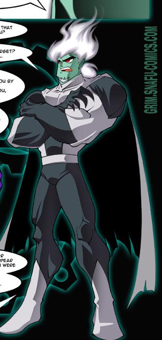 Dan Phantom (Grim Tales from Down Below)