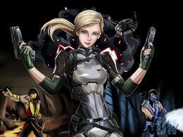 Archer (Cassie Cage)