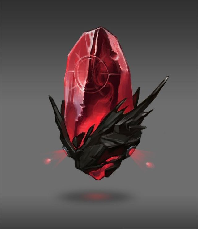 Ares`s Bloodstone (LOT/Tales of nephilim)