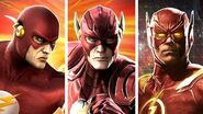 The Flash's Finishers