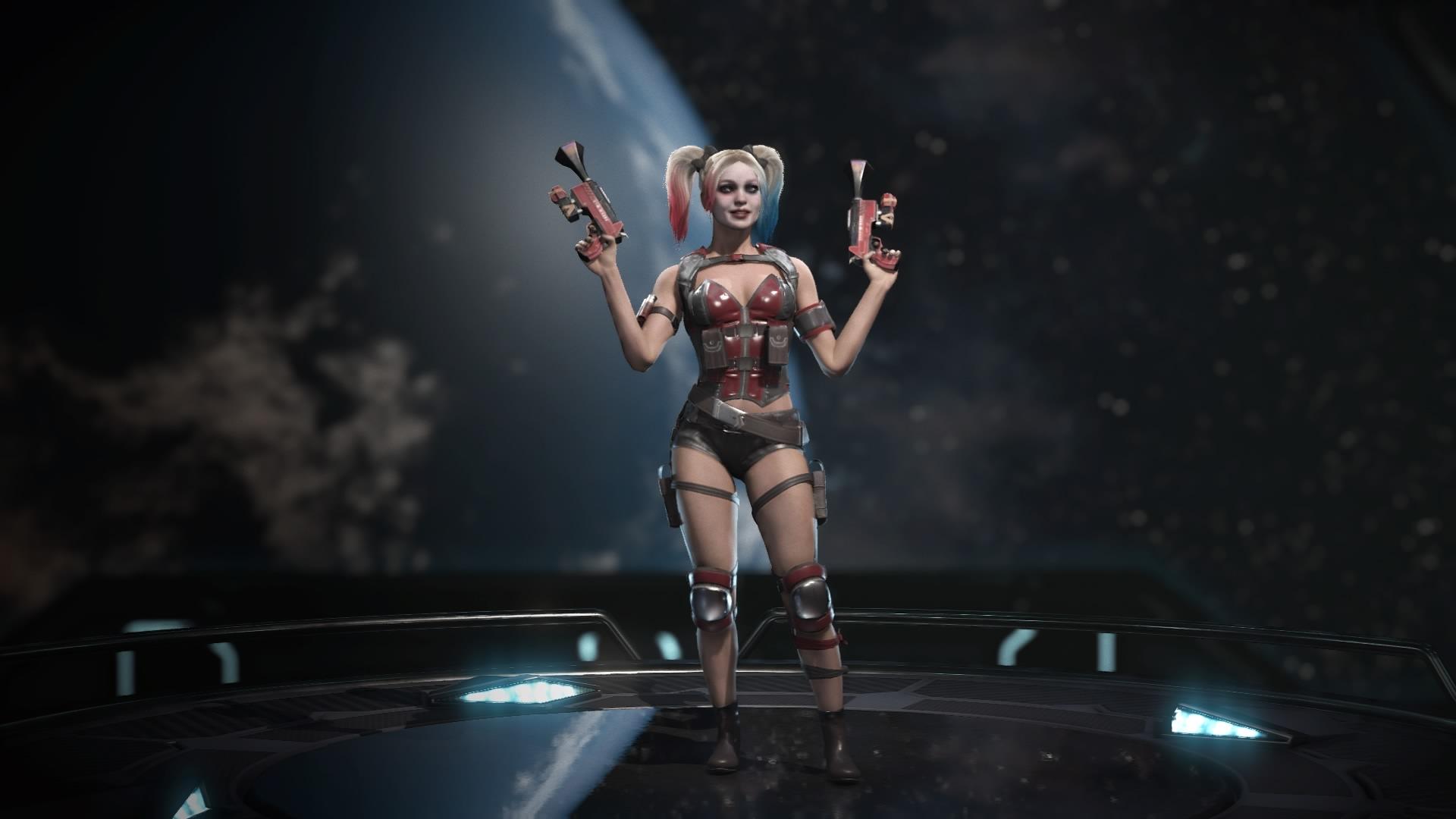 Harley Quinn (Knight of Justice)