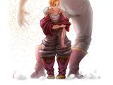 Escanor (Golden Dragon Fist)