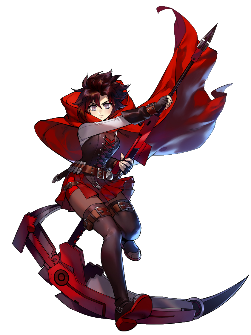 Ruby Rose (Cyverse)