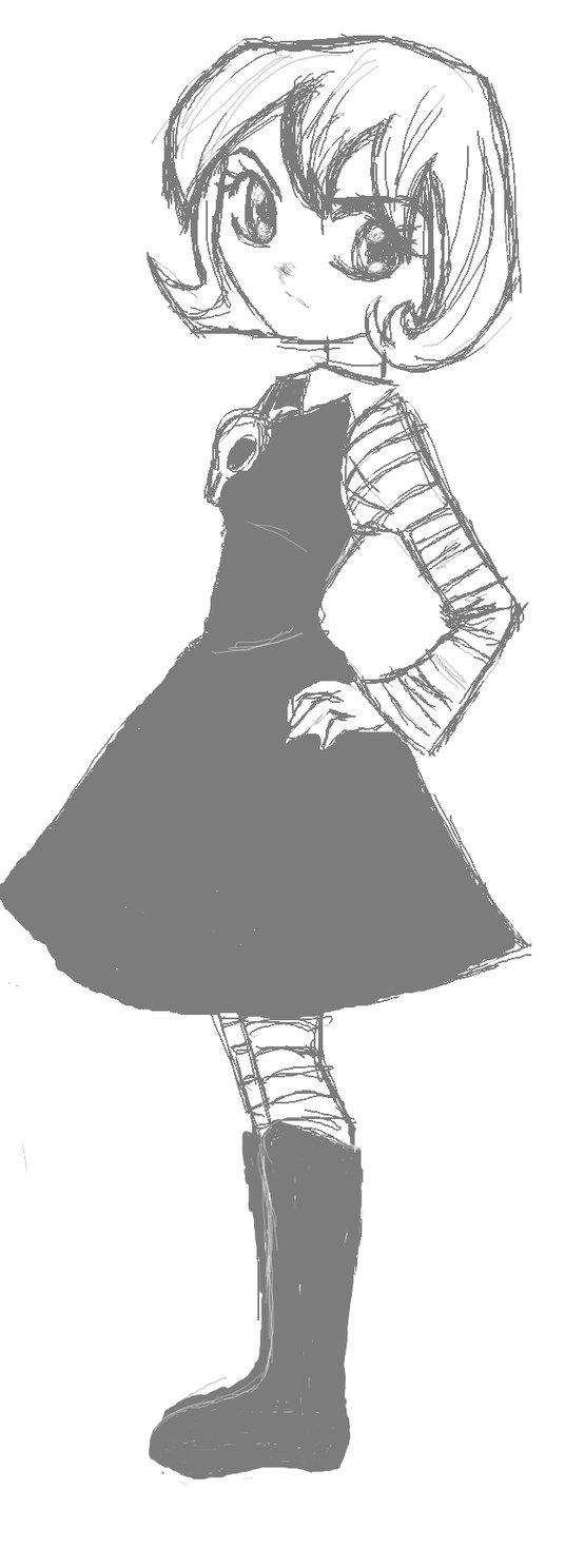 Gazlene (E.D. Crossover Characters)