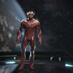 The Flash (Knight of Justice)
