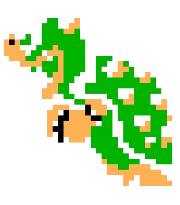 Bowser (Level UP)