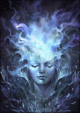 Ice Goddess Merin