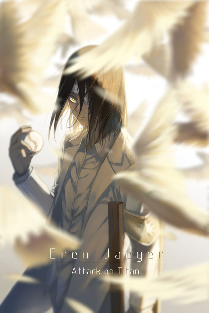 Eren yeager shingeki no kyojin drawn by hangyifan97 sample-991adb359999422241a6ccc3f0276cb9.jpg