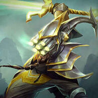 Saber (Master Yi)