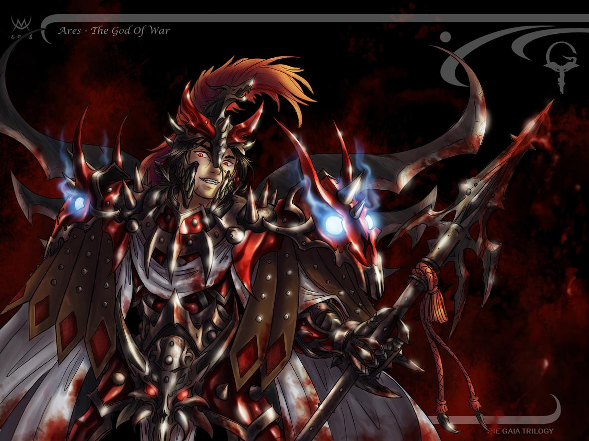 Ares ( Zodiac Story )