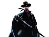 Zorro (A Fox in Japan)