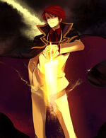 Saber (Battler Ushiromiya)