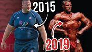 World's Strongest Bodybuilder? Terry Hollands' AMAZING transformation!