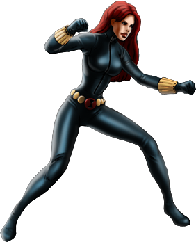 Black Widow (Avengers Alliance)