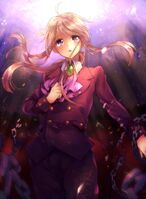 Lion Ushiromiya (FC/OC Holy Grail War)