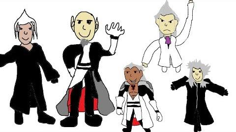 The Epic Story of Xehanort