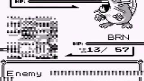Battling with Missingno