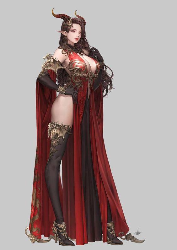 Cynthia, Queen of Hellfire