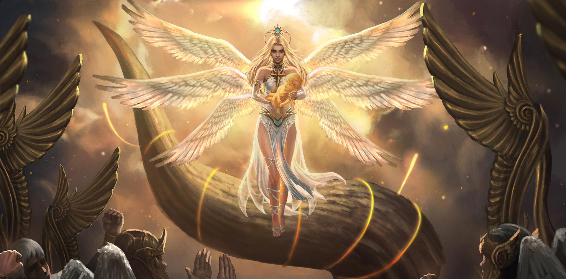 Aniel (God Genesis)