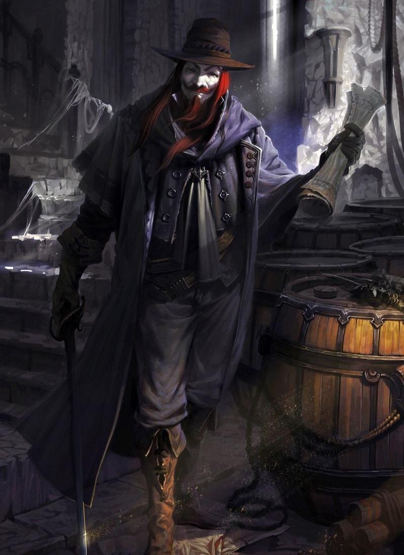 Assassin (Guy Fawkes)