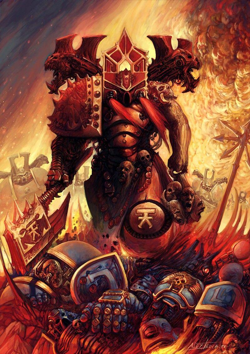 Berserker (Khârn)