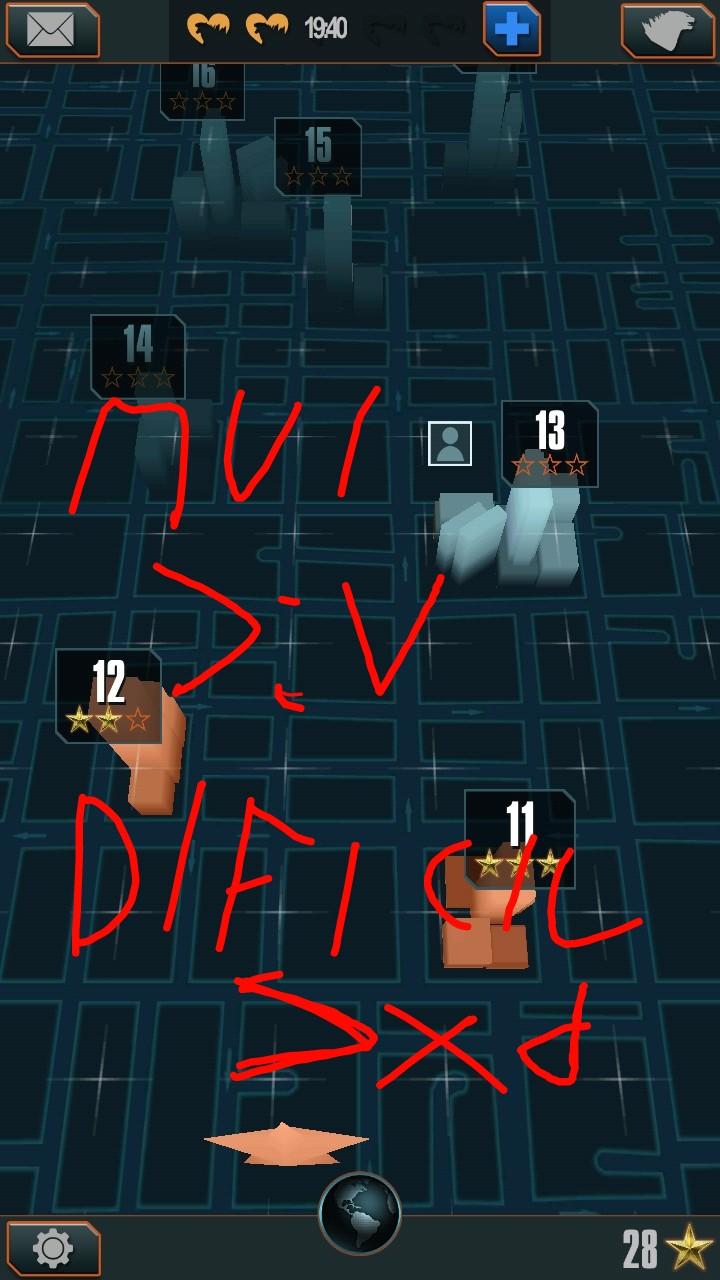 Alguien ne dice komo pasar el pinchi nivel 13 >:'V?