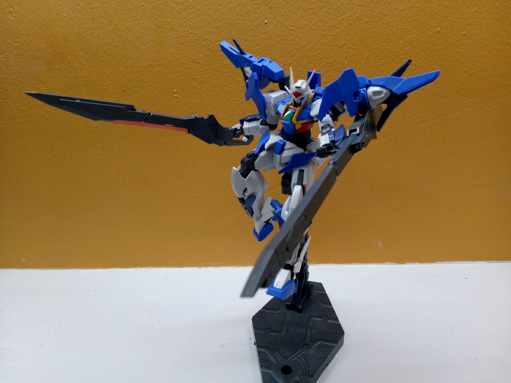 HG Gundam OO Sky