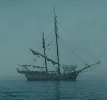 Türkisches Fischerboot