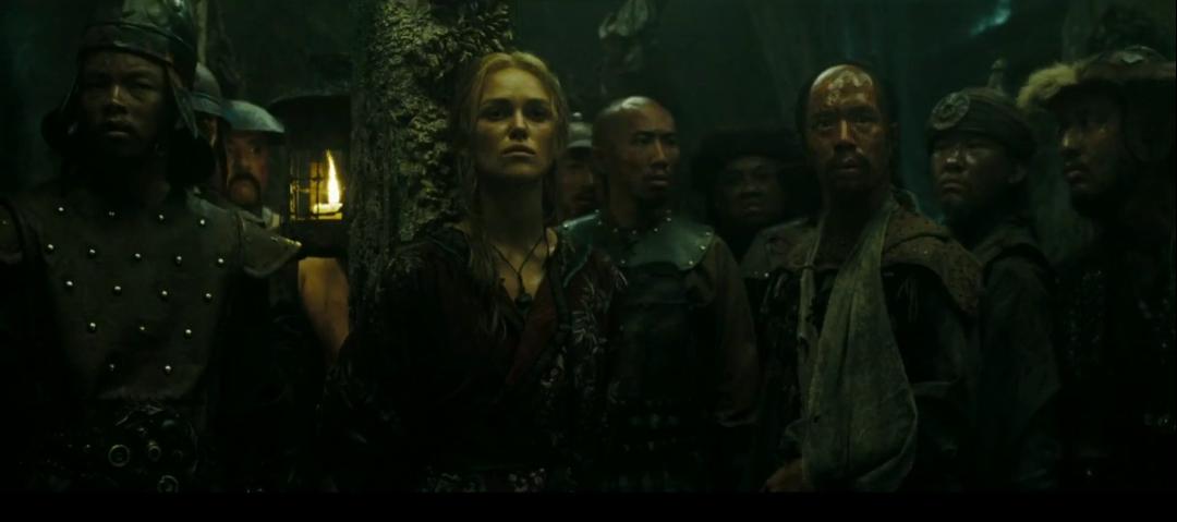 Crew der Empress