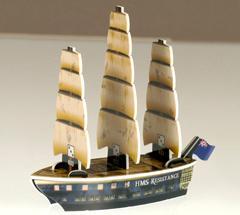 HMS Resistance
