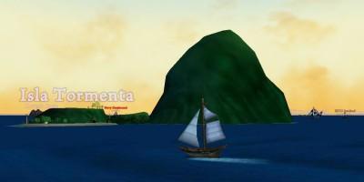 Isla Tormenta