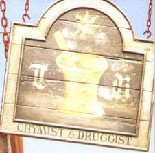 T. B. Chymist & Druggist