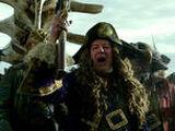 Crew der Queen Anne's Revenge