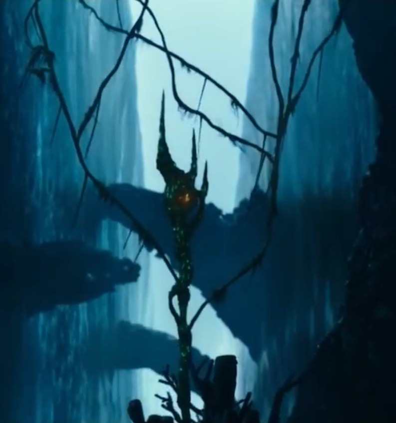 Dreizack des Poseidon