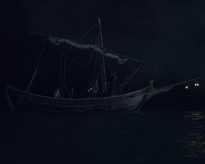 Spanisches Fischerboot